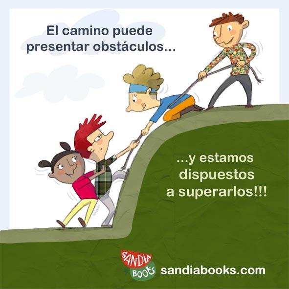 El camino puede presentar obstáculos... ¡Y estamos dispuestos a superarlos!
